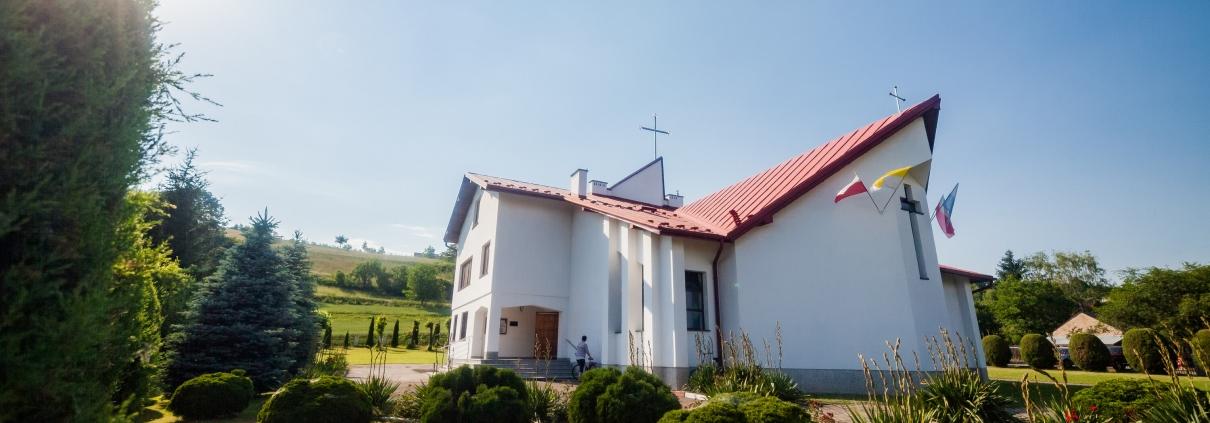 Kaplica św. Brata Alberta w Dąbrówce Tuchowskiej