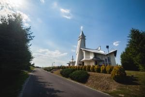 Kaplica bł. Karoliny Kózkówny w Mesznej Opackiej
